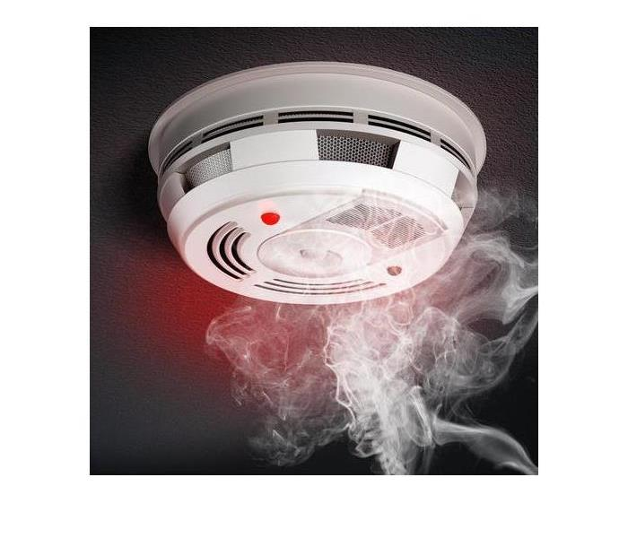 Fire Damage Is it time to replace the battery in your smoke detector?